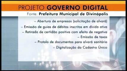 Prefeitura de Divinópolis adere ao programa 'Governo Digital'