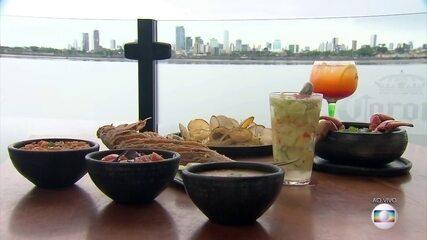 Chef dá dicas sobre receitas com frutos do mar
