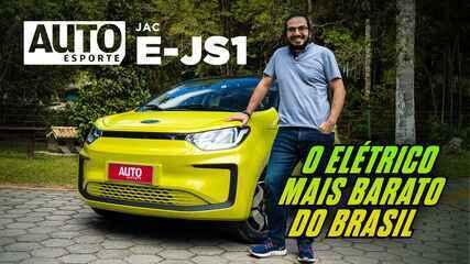 JAC E-JS1: aceleramos o elétrico mais barato do Brasil