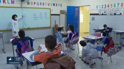 Escolas se organizam para receber mais alunos