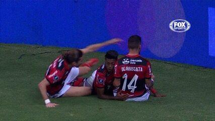 Melhores momentos: Flamengo 4 x 1 Defensa y Justicia, pela Libertadores