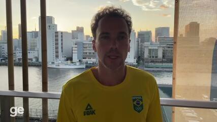 Bruno Soares fala da apendicite, do corte das Olimpíadas e da recuperação da cirurgia