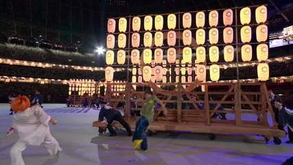 Tóquio faz últimos testes para a abertura dos Jogos Olímpicos