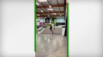 Pâmela Rosa divulga vídeo o momento que lesionou o tornozelo