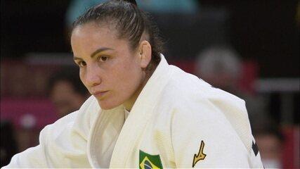 Maria Portela vence contra Nigara Shaheen no judô