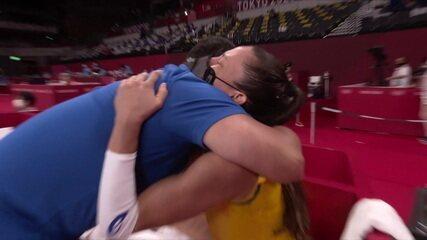 Melhores momentos: Japão 0 x 3 Brasil pelo vôlei feminino nas Olimpíadas Tóquio 2020