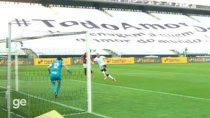 Corinthians x Flamengo - Melhores Momentos do 1º Tempo
