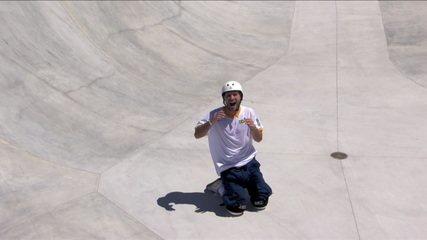 Pedro Barros erra na última volta da final - Olimpíadas de Tóquio