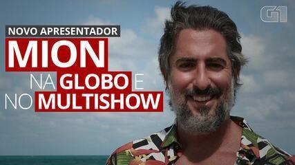 Marcos Mion vai ser apresentador da TV Globo e do Multishow
