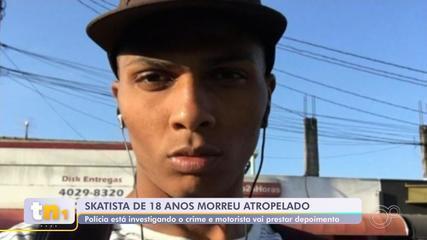 Motorista que atropelou e matou skatista em Itu é identificado
