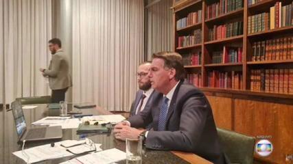 Alexandre de Moraes determina que Bolsonaro seja investigado por vazamento de inquérito sigiloso da PF