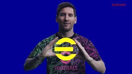 eFootball: Trailer oficial do sucessor do PES