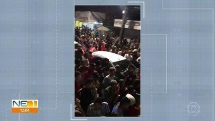Aglomerações e festas são registradas nas ruas da região metropolitana do Recife
