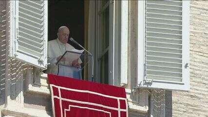 Papa Francisco pede orações e jejum pela paz no Afeganistão