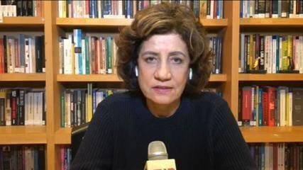 Miriam Leitão, sobre a crise hídrica: 'O governo tem se escondido dos fatos'