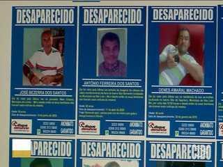 Maranhão tem cerca de 55 desaparecidos por mês