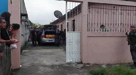 Criminosos invadem casa e matam motorista em Manaus