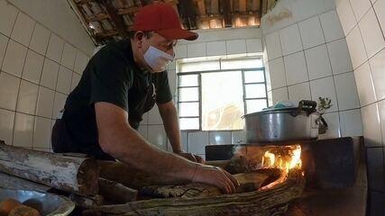 Mercado da lenha fica aquecido com alta do preço do gás de cozinha