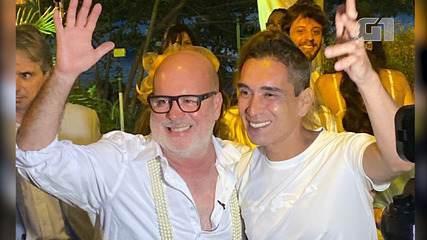 Arquiteto do Rio troca de noivo na véspera do casamento e surpreende os convidados