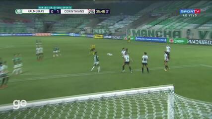 Palmeiras x Corinthians - Melhores Momentos