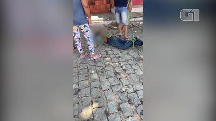 Homem tem pés e mãos amarrados e é agredido no interior do RN