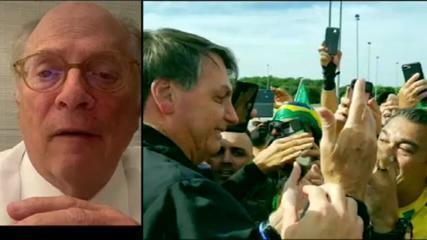 Miguel Reale Júnior diz que presidente comete charlatanismo ao defender cloroquina