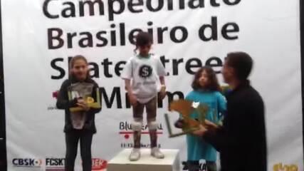 """Chamada """"É OURO!"""" - Rayssa Leal"""