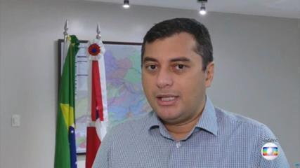 STJ torna réu o governador do Amazonas por suposta fraude na compra de respiradores