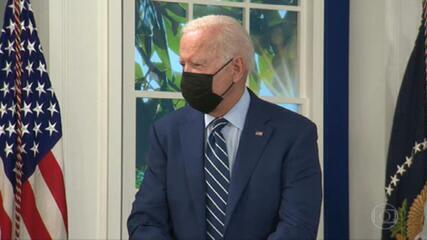 Guga Chacra comenta o esforço de Joe Biden para salvar agenda econômica do Governo