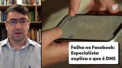 Carlos Affonso de Souza explica o que é DNS, o sistema de nome de domínio