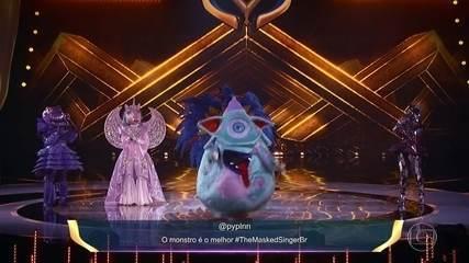 Descubra quem são os primeiros finalistas do 'The Masked Singer'