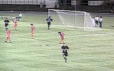 Em 2000, Guilherme marca quatro vezes na goleada do Atlético-MG sobre o Cobreloa