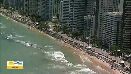 Entenda por que o Recife é a capital brasileira mais afetada pelo avanço do mar