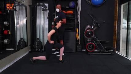 Veja um treino completo para membros inferiores