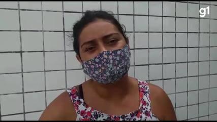 Mulher relata que pega carne verde do lixo, escalda e dá para filhos comerem em Fortaleza