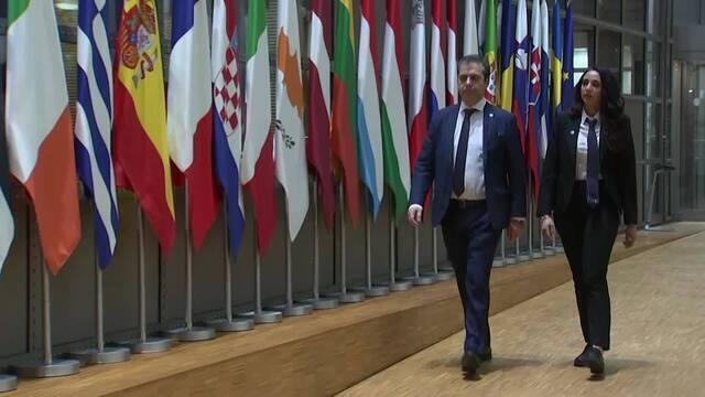 BREXIT: Em cerimonial do Conselho Europeu em Bruxelas, autoridades europeias retiraram a bandeira do Reino Unido da entrada. Após mais de três anos de referendo, a Grã-Bretanha deixa a União Europeia oficialmente no dia 31 de janeiro de 2020