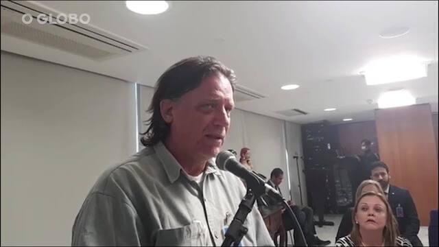 Vídeos publicados em setembro de 2020 mostram o ex-ministro Osmar Terra coordenava o contato com o grupo