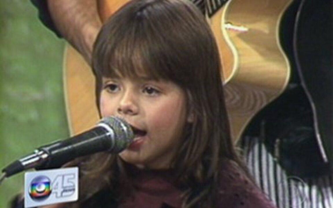 Baú da Globo traz Sandy e Júnior no Som Brasil