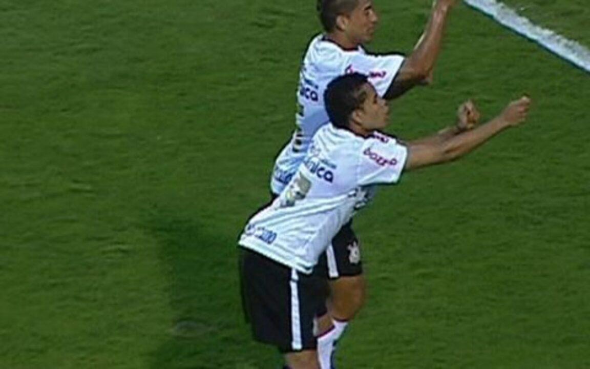Melhores momentos de Corinthians 4 x 2 Santos pela 5ª rodada do Brasileiro 2010