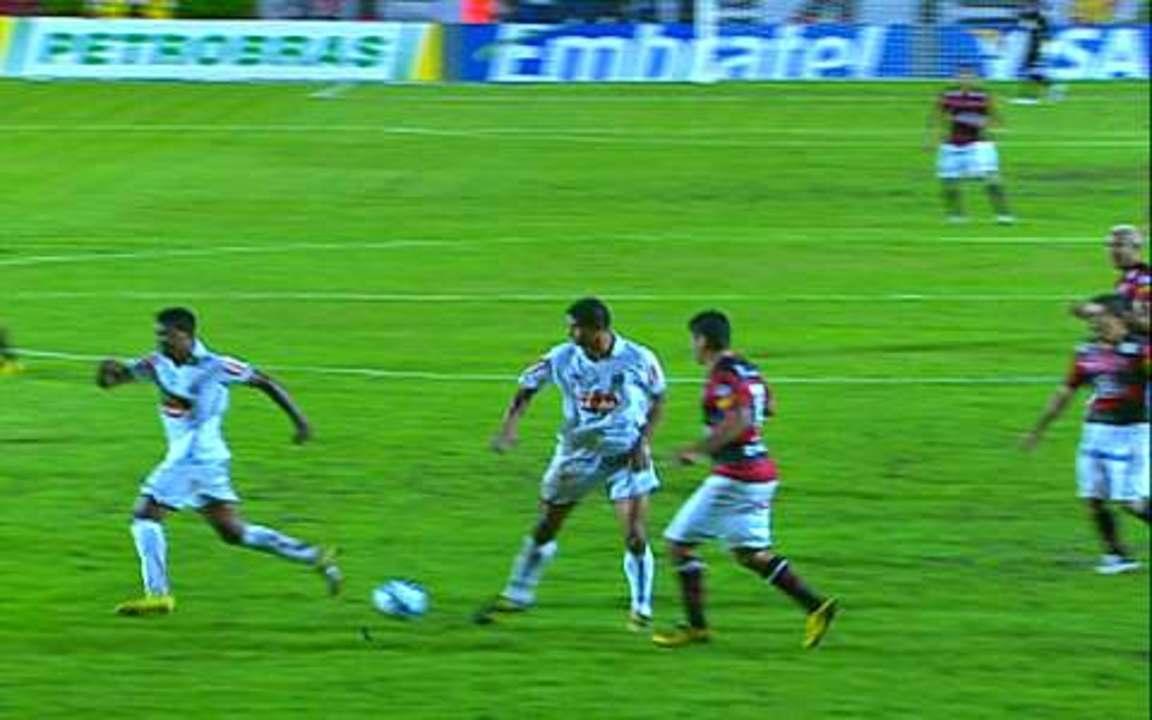 Melhores momentos de Vitória 2 x 1 Santos pela final da Copa do Brasil 2010