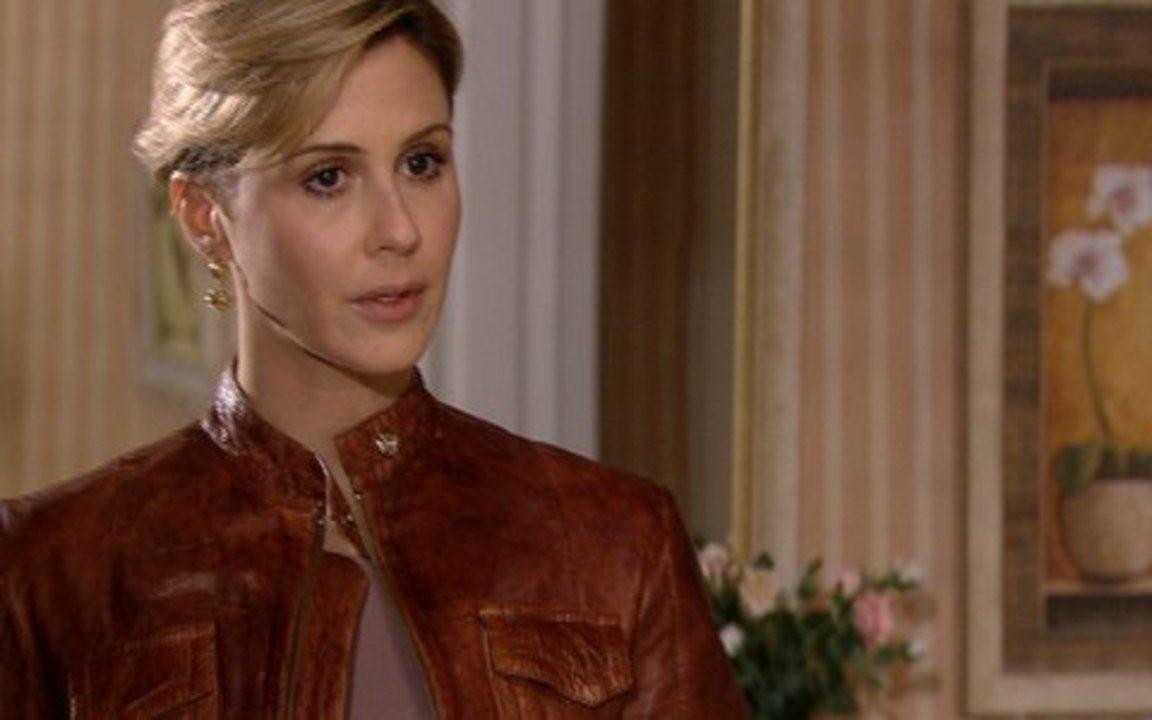 Ti ti ti - capítulo de sábado, 04/09/2010, na íntegra - Luisa chama Marcela de golpista e ameaça a moça!