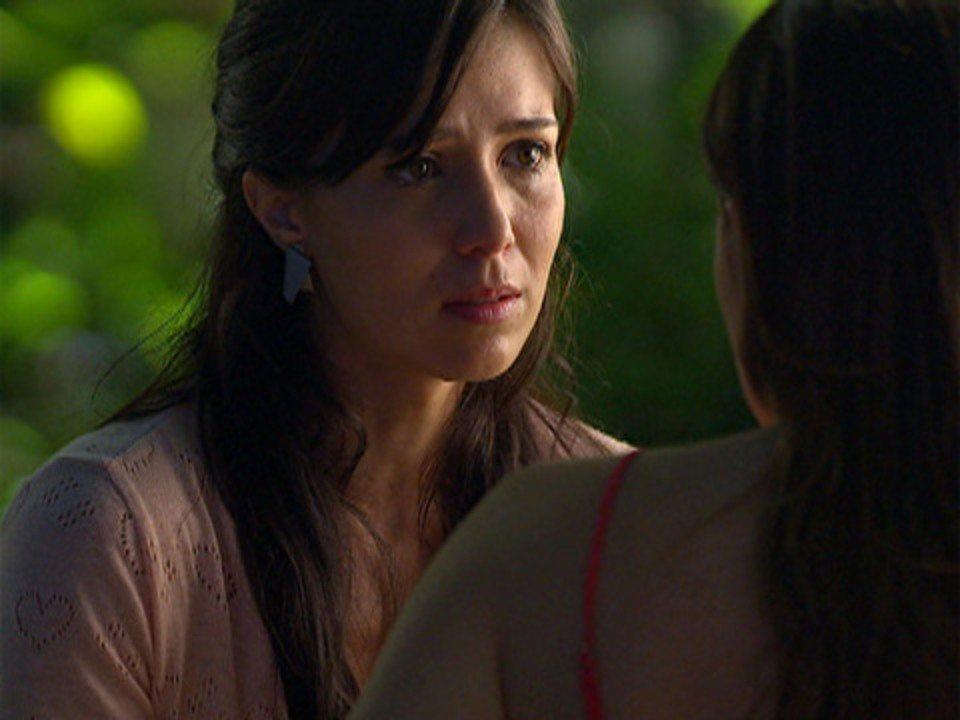 A Vida da Gente - capítulo de segunda-feira, dia 26/12/2011, na íntegra - Manuela pergunta a Ana o que ela sente por Rodrigo