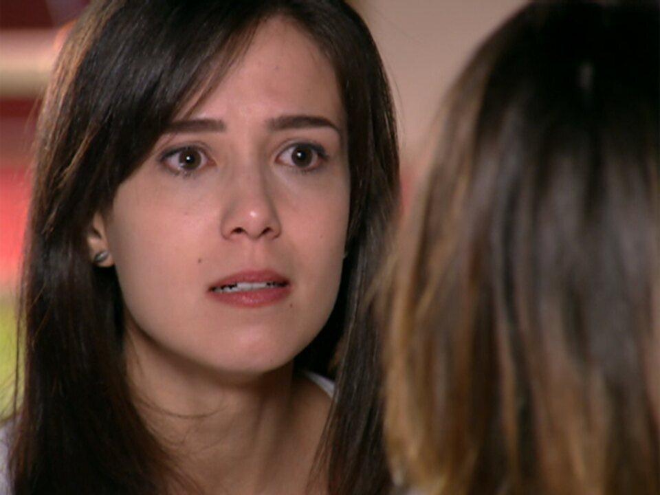 A Vida da Gente - Capítulo de terça-feira, 14/02/2012, na íntegra - Ana procura Manu e as irmãs discutem