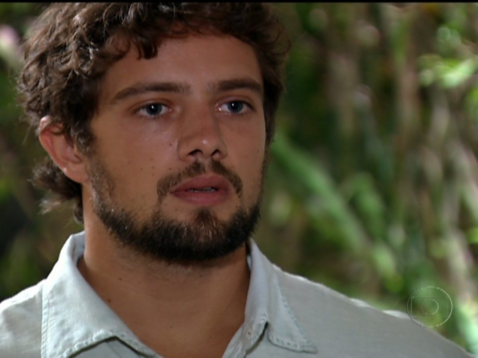 A Vida da Gente - Capítulo de sexta-feira, 17/02/2012, na íntegra - Rodrigo procura Ana após fim do noivado