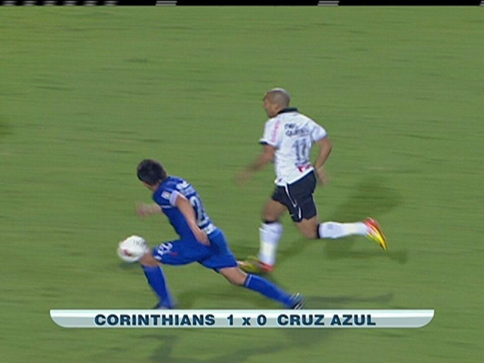 Melhores momentos de Corinthians 1 x 0 Cruz Azul pela Taça Libertadores
