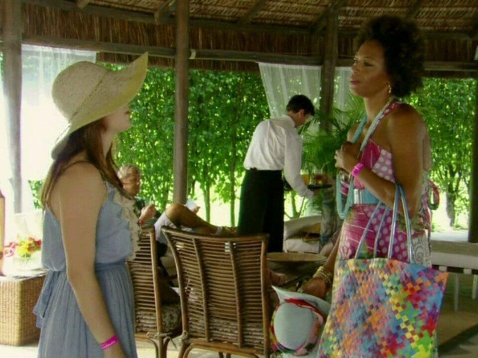 Malhação - Capítulo de quinta-feira, dia 24/05/2012, na íntegra - Aparecida exige que Débora se afaste de Jeff