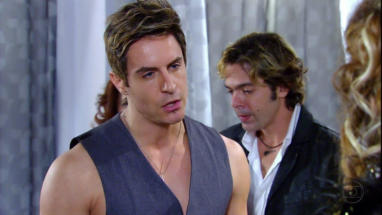 Cheias de Charme - Capítulo de terça-feira, dia 05/06/2012, na íntegra - Fabian rompe seu namoro midiático com Chayene