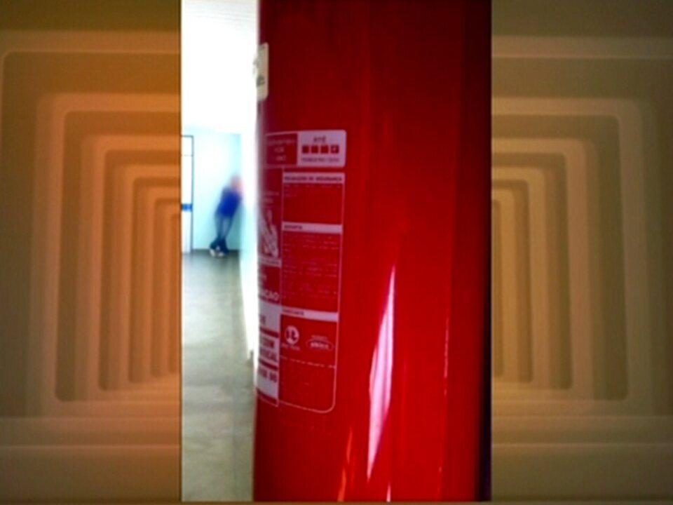 Extintores de incêndio de hospitais do DF estão com a carga vencida