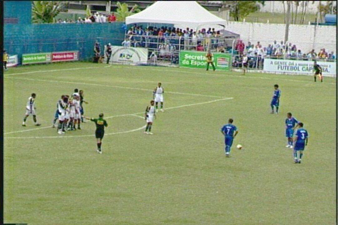 Os gols de Vitória-ES 3 x 1 Estrela do Norte pelo Campeonato Capixaba 2006