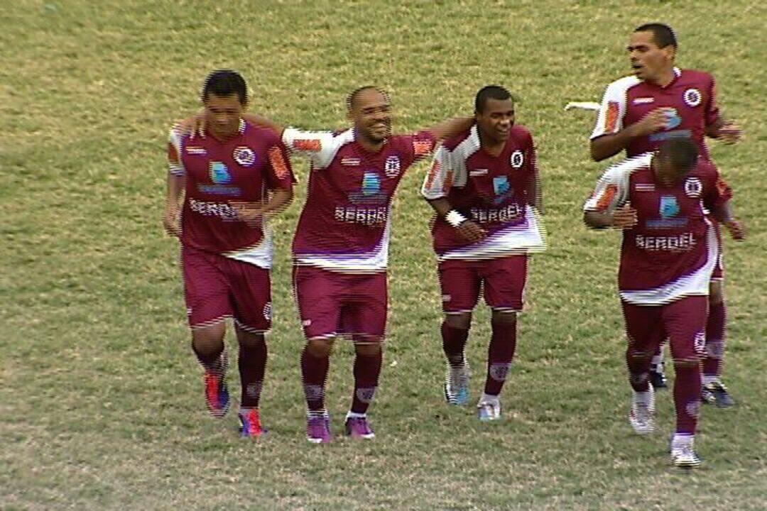 Os gols Vitória-ES 0 x 2 Desportiva Ferroviária pela Copa Espírito Santo 2012